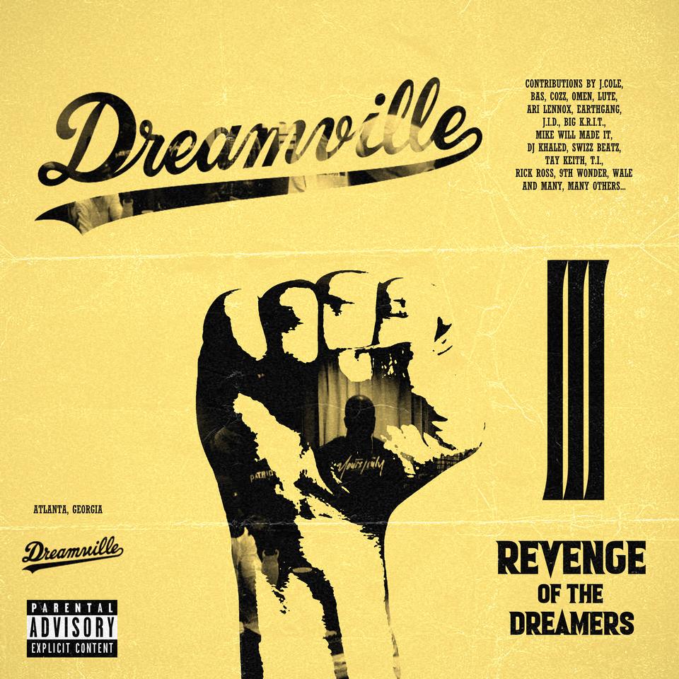 J cole revenge of the dreamers 3
